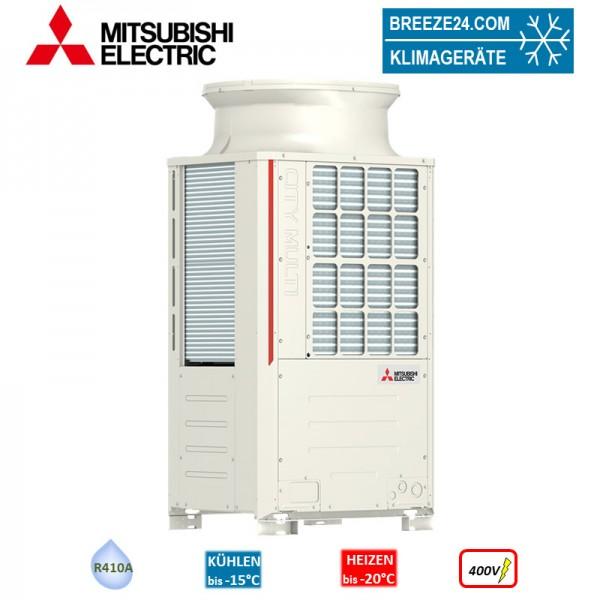 Mitsubishi Electric PUHY-EP250YNW-A1 VRF-Außengerät City Multi für 1 bis 21 Innengeräte 28,0 kW