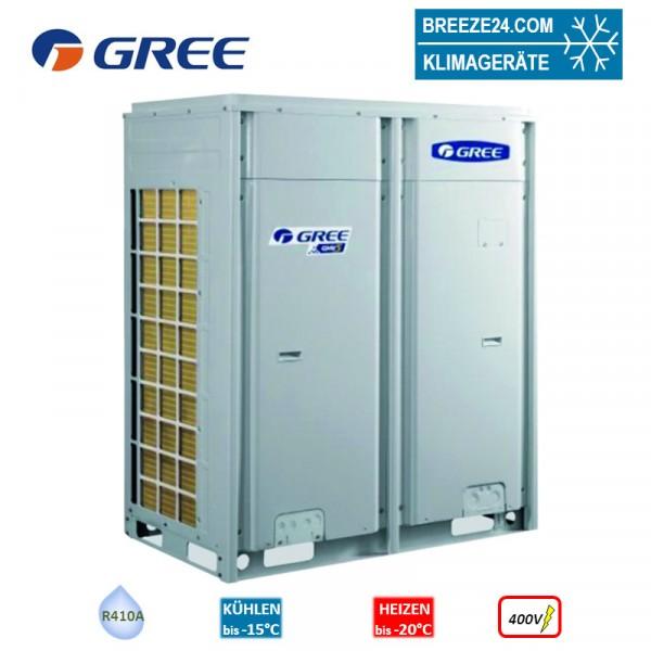 GREE GMV-Q450WME-X VRF Außengerät 400V für bis zu 26 Innengeräte 45,0 kW