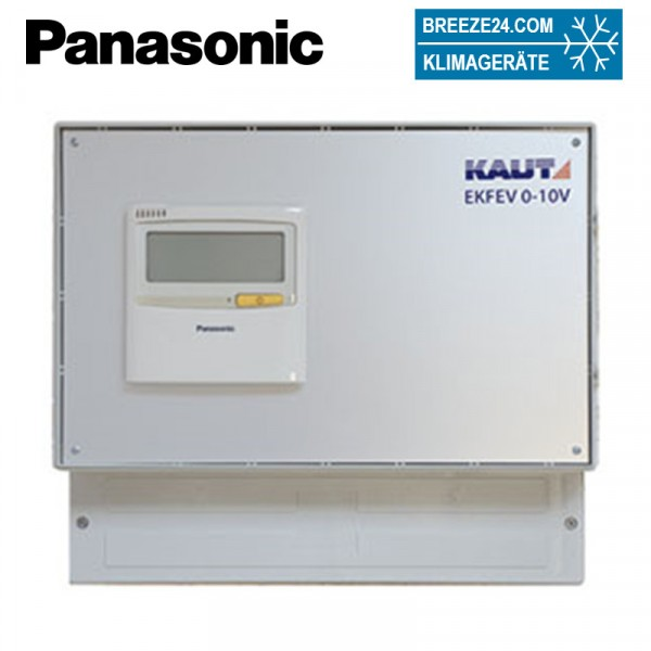 EKFEV 14 DCi 0-10V Steuereinheit für externe Wärmeübertrager in RLT-Anlagen