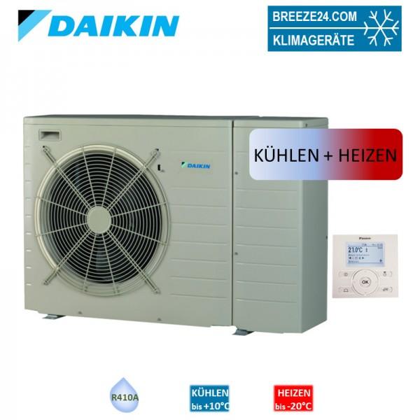 Daikin EWYQ-BVP005 Luftgekühlter Kaltwassersatz Kühlen und Heizen