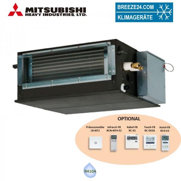 Mitsubishi Heavy KX Kanalgerät 2,2 kW - FDUH22KXE6F - R410A