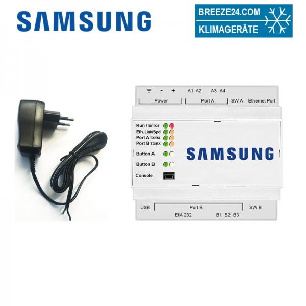 SM-ACN-KNX 8 KNX/EIB Gateway mit Steckernetzteil SM-STN 24-6 für Samsung Geräte