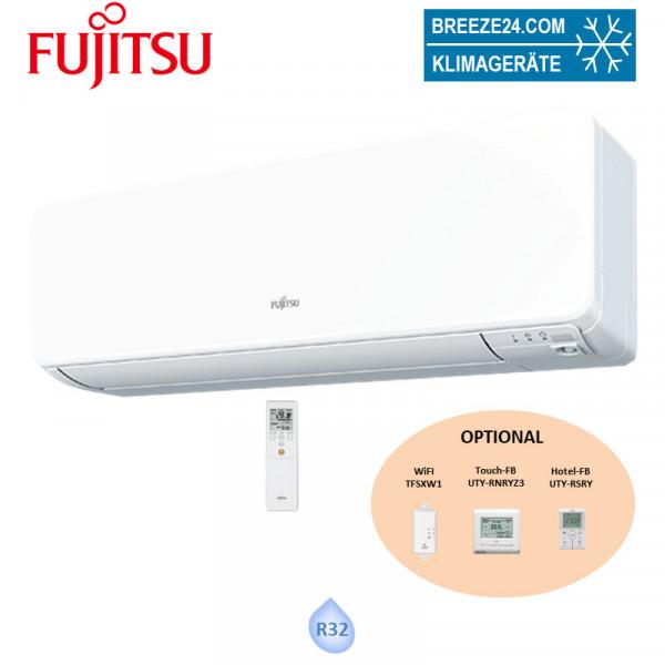 Fujitsu Wandgerät 2,5 kW Deluxe eco ASYG09KGTB - R32
