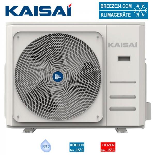 K50D-42HFN32 Multisplit-Außengerät für 5 Innengeräte R32