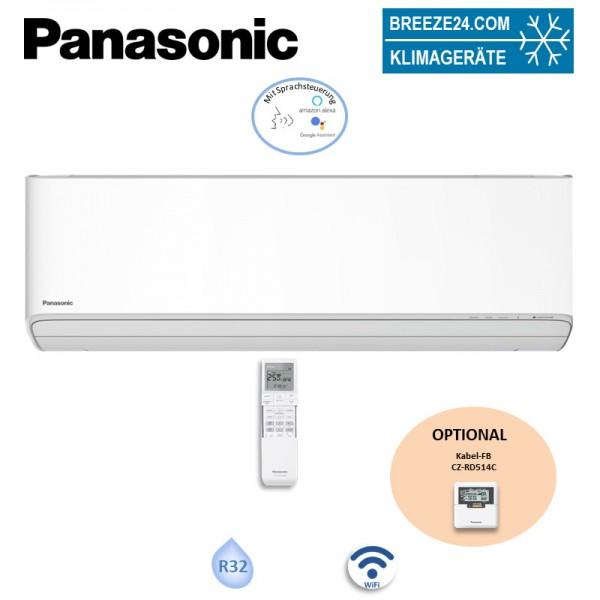 Panasonic Wandgerät Etherea 1,6 kW - CS-MZ16XKE (Nur Multisplit) R32