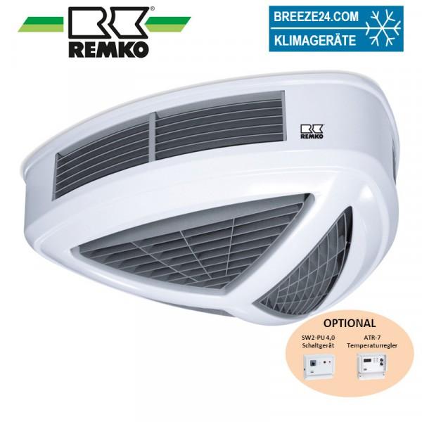 PWL 202 HK Deckenluftgerät wassergekühlt