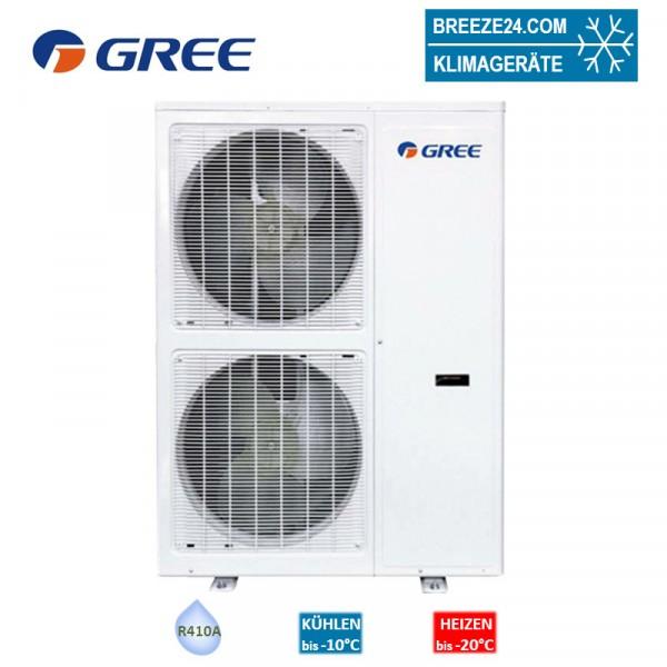 GMV-120WLC-T VRF Außengerät für bis zu 7 Innengeräte