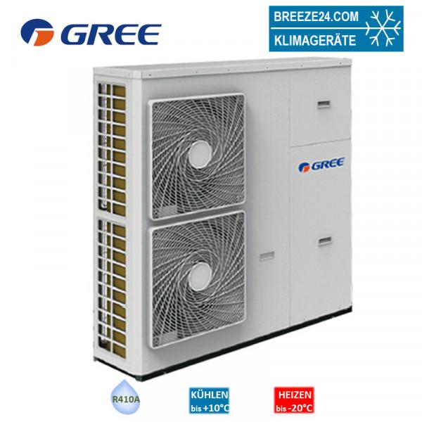 GREE HLR-12-M Kalltwassersatz mit WP-Funktion 9,5 kW