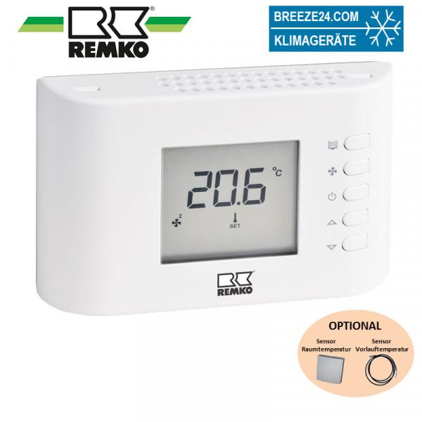 RR-21.2 IP54 Raumtemperatur-Regelung für PWN HK