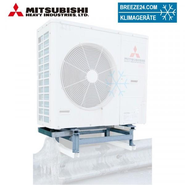 Montagegestell Winterpaket für Mitsubishi Heavy Außengeräte