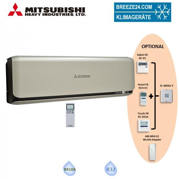Mitsubishi Heavy Wandgerät 6,0 kW - SRK60ZSX-WT - R32 oder R410A