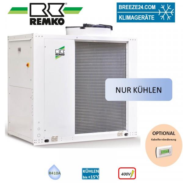 Remko KWG 1755 SLN Kaltwasser-Erzeuger nur Kühlen 160,3 kW