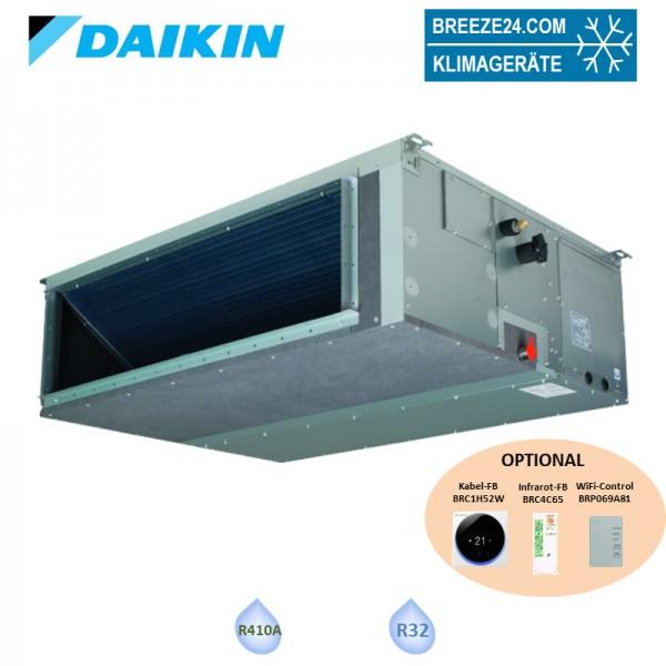 Daikin Kanalgerät 22,0 kW - FDA250A mit hoher statischer Pressung R32 oder R410A
