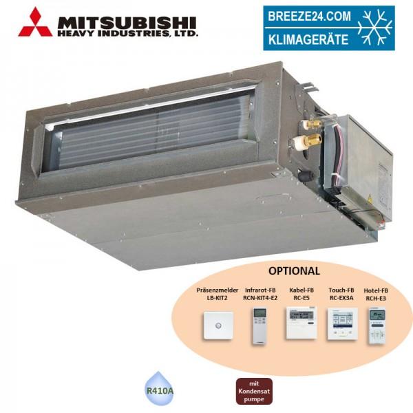 Mitsubishi Heavy KX Kanalgerät 9,0 kW - FDUM90KXE6F - R410A