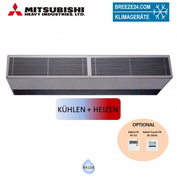 FDZ 2002 CH KXE6 Türluftschleier KX Kühlen + Heizen