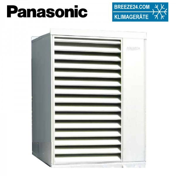 PAW-A2W-HB4-SC Schallschutzhaube für Aquarea Wärmepumpe mit 2 Ventilatoren