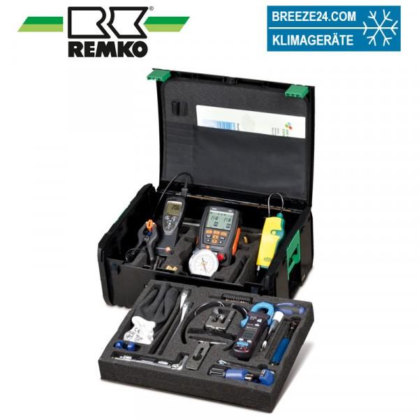 Klimakoffer Werkzeug
