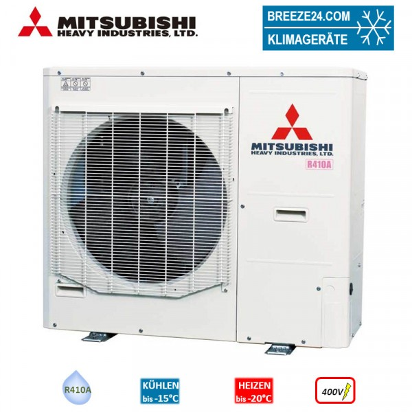 Mitsubishi Heavy Außengerät 12,5 kW - FDC125VSA 400V R410A