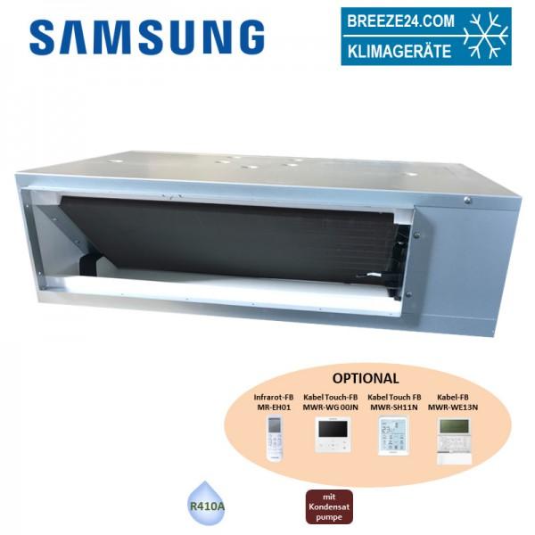 Samsung Kanaleinbaugerät 5,6 kW - AM 056 KNLDEH superflach-extrem schmal (nur DVM S) R410A