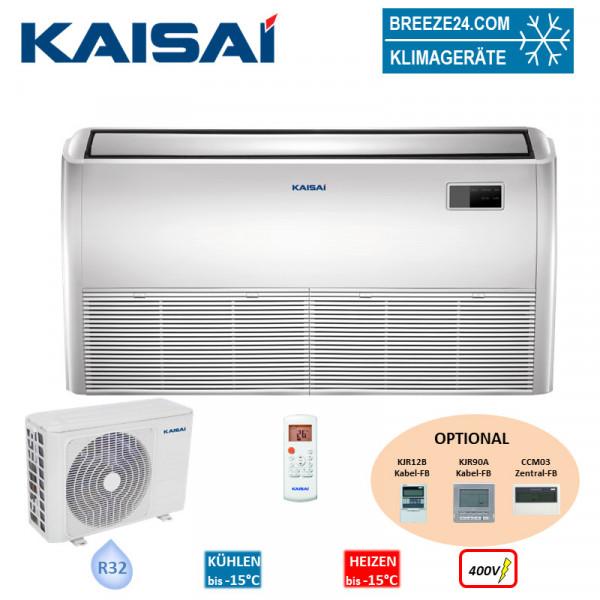 Set KUE-55HRF32 Truhengerät + KOE30U-55HFN32 R32 400V Kaisai Klimaanlage