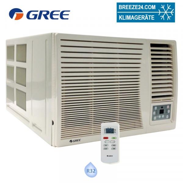 GREE Fensterklimagerät GJC-12-AG 3,6 kW R32