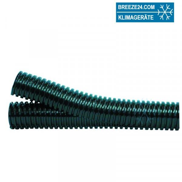 Fränkische Co-flex PP-UV NW 45 schwarz Verschließbares Wellrohr