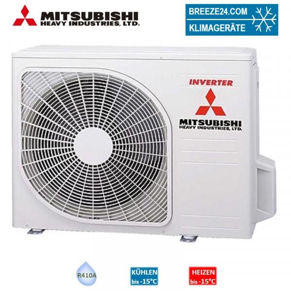 Mitsubishi Heavy Außengerät 2,5 kW - SRC25ZS-S - R410A