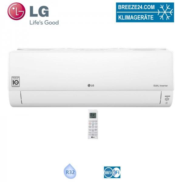 LG Electronics Wandgerät 5,0 kW Deluxe DC18RH NSK - R32