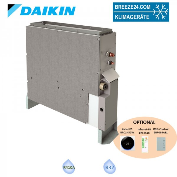 Daikin Truhengerät ohne Verkleidung 6,0 kW - FNA60A9 R32 oder R410A