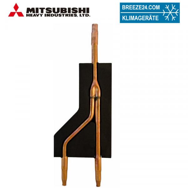 DIS-540-3-M Kältemittelverteiler-Set, 2-Leiter, mit Reduzierungen, mit Isolierung