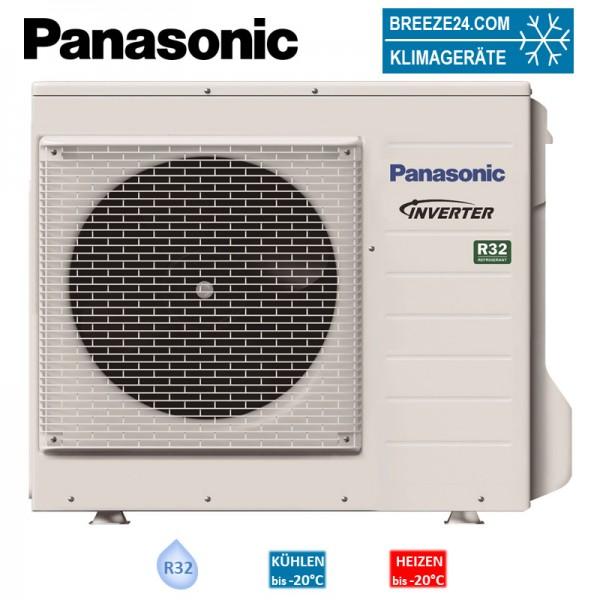 Panasonic WH-UD09JE5-1 Aquarea Wärmepumpe Außengerät R32 8,2kW