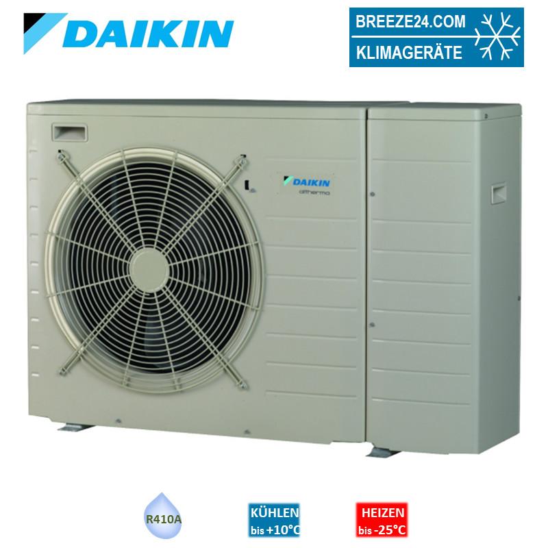 EBLQ05C2V3 Luft-Wasser-Wärmepumpe Heizen/Kühlen 5kW