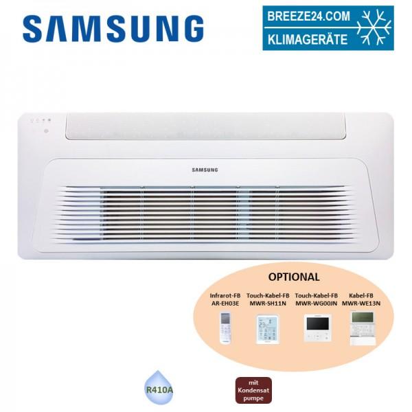 Samsung Wind-Free 1-Weg-Kassette AM 028 NN1DEH + Paneel PC1MWFMAN (nur DVM S) 2,8 kW