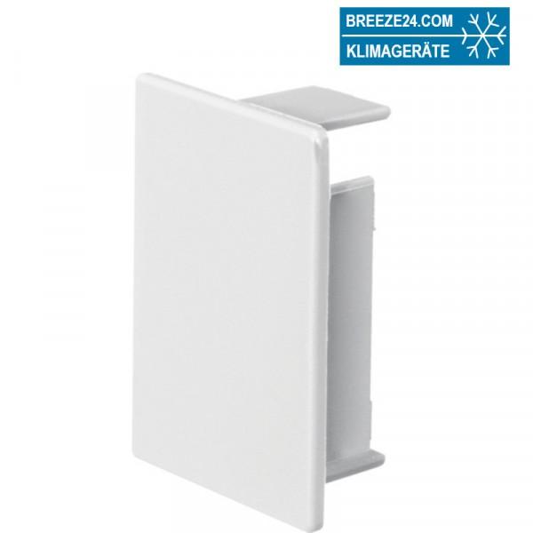 Endstück PVC (40 x 60 - 60 x 110/ verschiedene Farben)