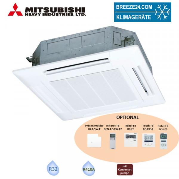 Mitsubishi Heavy FDT 71 VH 4-Wege-Deckenkassette Standardpaneel 7,1 kW