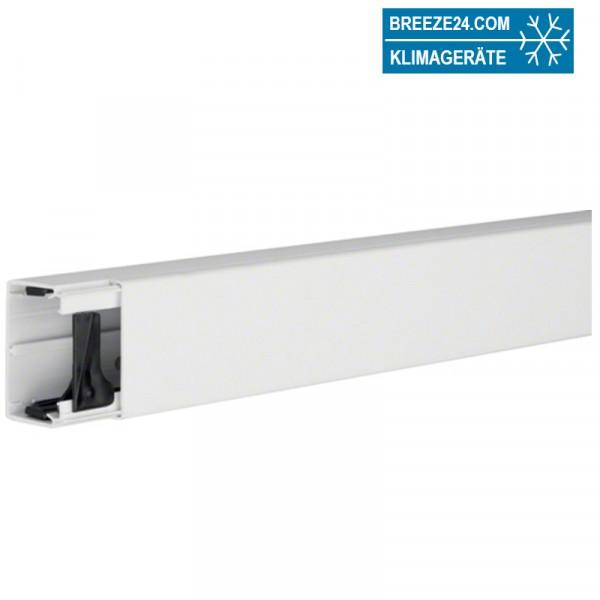 Kabelführungskanal PVC 2m (40 x 60 - 60 x 200)