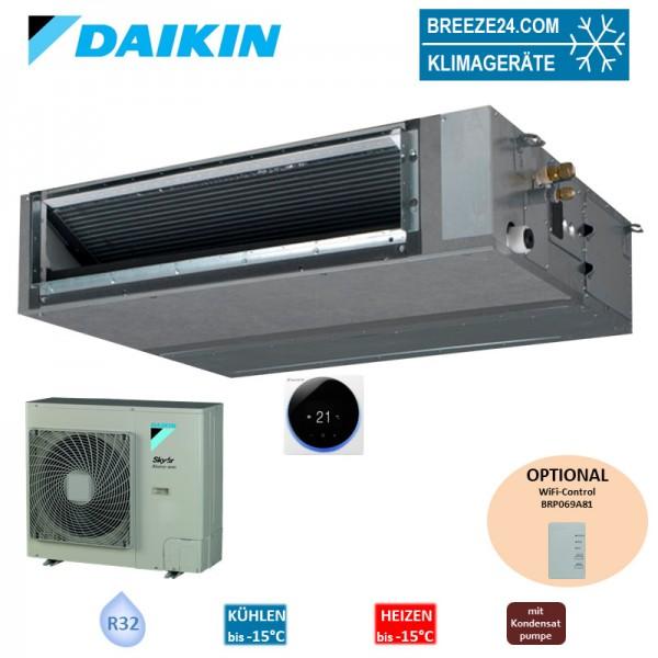 Set FBA125A Kanalgerät (Fernbedienung wählbar) + RZASG125MV1