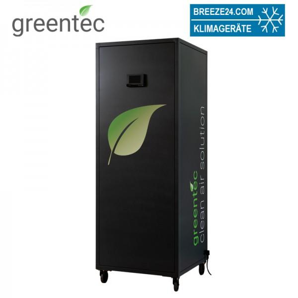 CAS1000 Greentec clean air solution Luftreiniger mit HEPA 14 Schwebstofffilter