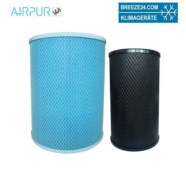 S+P Ersatzfilter für AIRPUR 360°