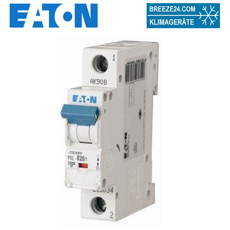Leitungsschutzschalter PXL-C20/1 C20A 1polig