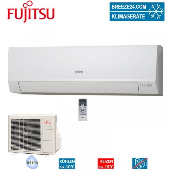 Fujitsu Set ASYG07LLCE Basic Wandgerät + AOYG07LLCE.