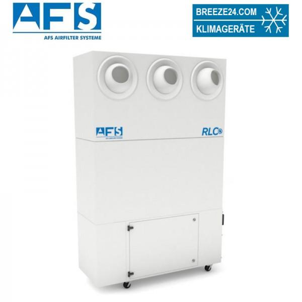 AFS 2000 RLC Hochleistungsluftreiniger mit HEPA 13 Filter zur Reduzierung der Infektionsgefahr