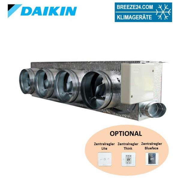 AZEZ6DAIST07 (S4/M4) Mehrzonen-Kanaladapter Multi-Zonen-Kit