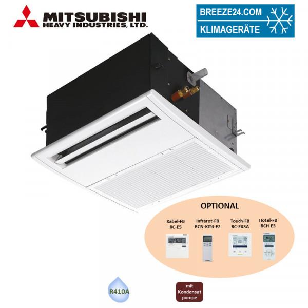 Mitsubishi Heavy Euroraster 1-Wege-Deckenkassette FDTQ 36 KXE6 (TQ) 2,8 kW