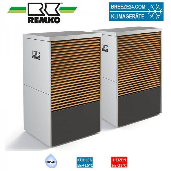 LWM 150 Duo CAMURA Monobloc-Wärmepumpe