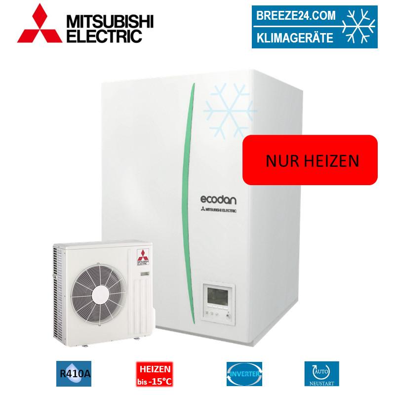 Set EHSD-VM2C Hydrobox + Wärmepumpe SUHZ-SW45VAH nur Heizen