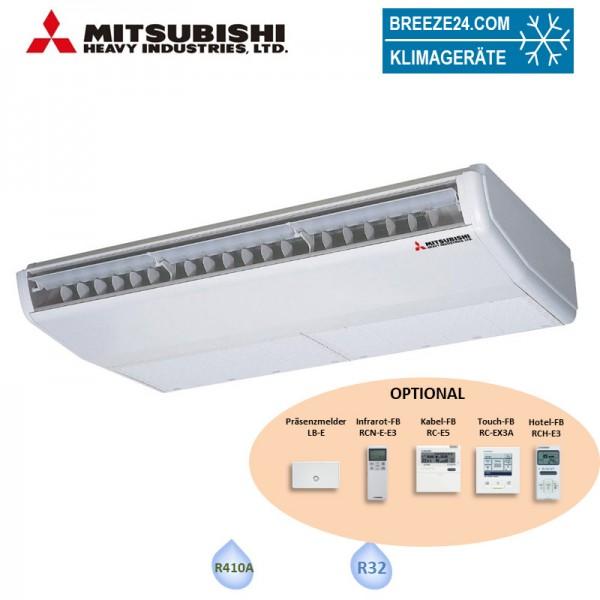 Mitsubishi Heavy Deckenunterbaugerät 13,6 kW - FDE140VH - R32 oder R410A