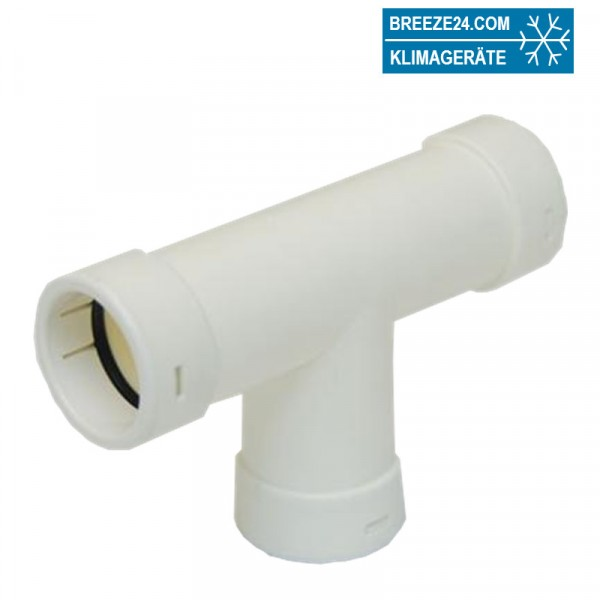 RDP20/25/32-T T-Stück für Abflussrohr (20/25/32 mm)