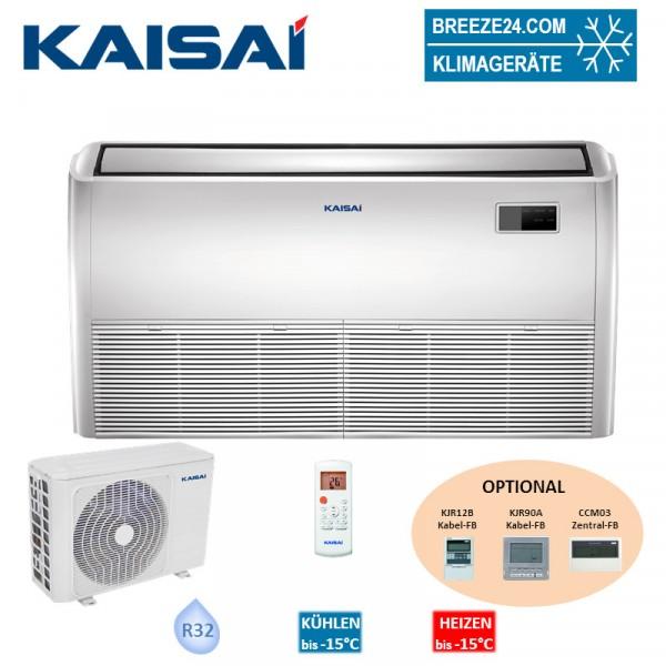 Set KUE-18HRF32 Truhengerät + KOB30U-18HFN32 R32 Kaisai Klimaanlage