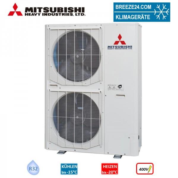 Mitsubishi Heavy Außengerät 28,0kW - FDC280VSA-W 400V R32